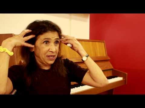 Kathryn Hunter on Kafka's Monkey