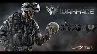 Warface : The HQ - Tower Raid [S.F.Suicastables]