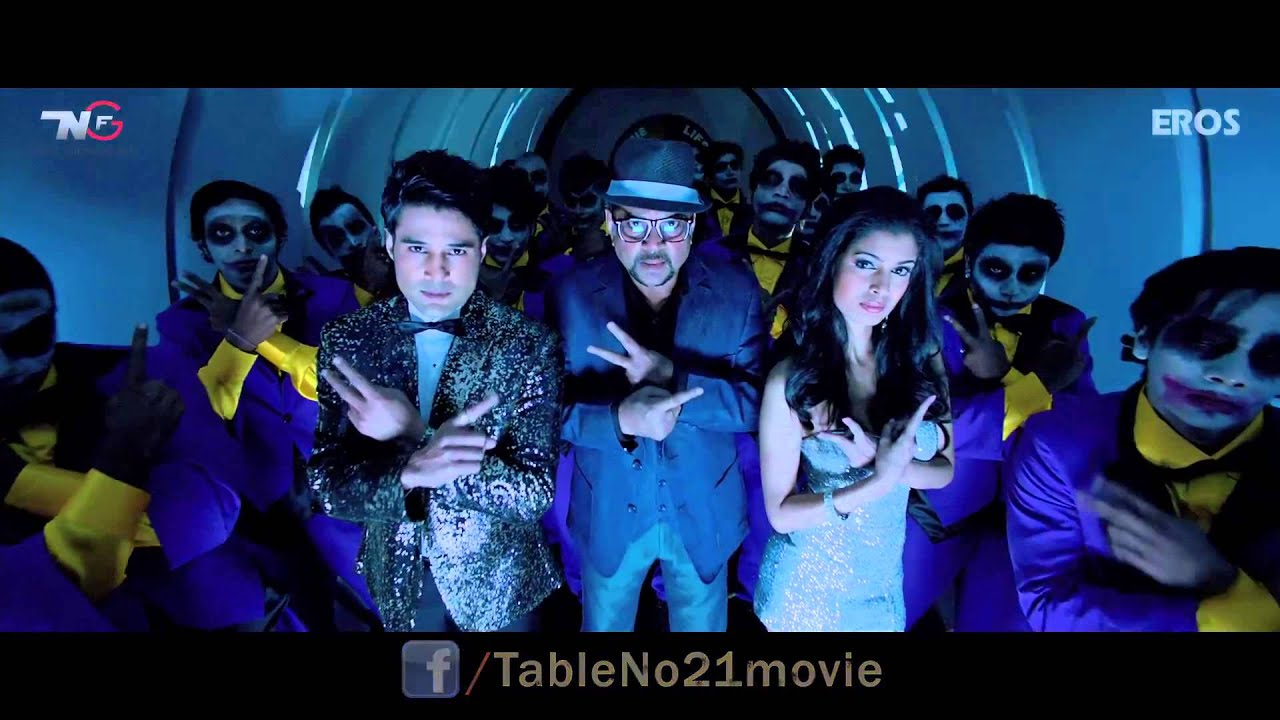 Table no 21 title track ft paresh rawal rajeev khandelwal for Table no 21 full movie