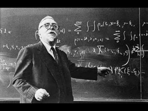 Norbert Wiener - The Application of Physics to Medicine (1953)
