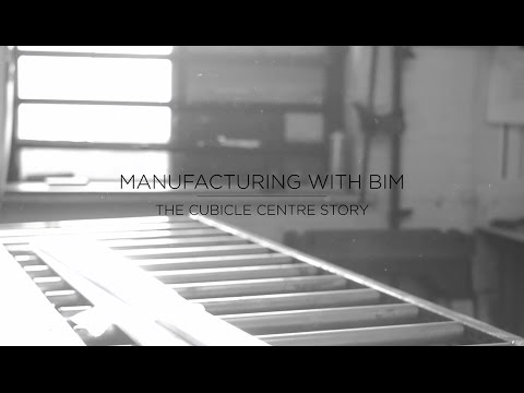 Manufacturing With BIM: The Cubicle Centre Story | by The B1M