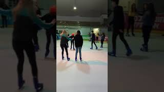 Ice skating with Sol and Zyv(1)