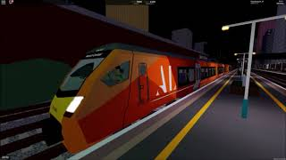 Class 755 at Berrily - Stepford County Railway - Roblox