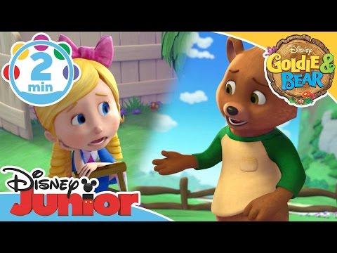 Goldie & Bear | Playin' With You Song | Disney Junior UK