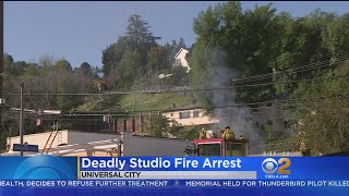 Details Emerge In Deadly Universal City Studio Fire