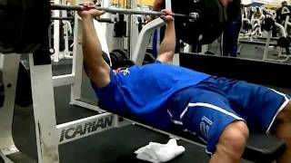 toying with 315lbs (LIGHTWORK)