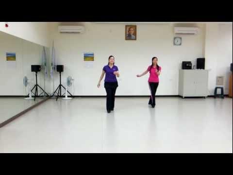 Easy Rumba ( 今晚給我你的心 ) - Line Dance