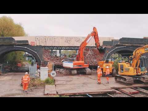 Reconstructing Ford End Road Bridge
