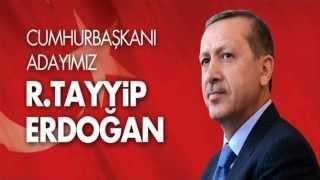 Uzun Adam - Erdoğan'ın Cumhurbaşkanlığı Seçim Şarkısı 2014