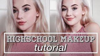 High School Makeup Tutorial | okaysage