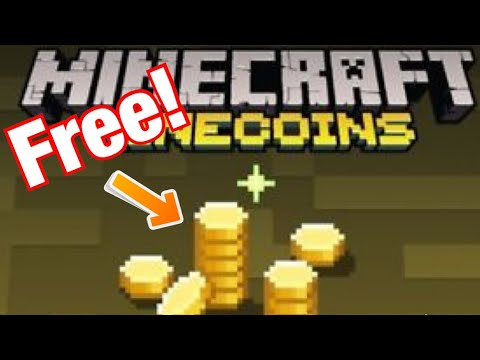 How To Get Free Mine Coins On Minecraft! (Not Clickbait) (Working 2019)