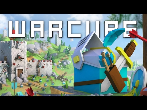 Warcube - динамичный шутер бутер