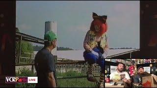 VCR Party Live! Episode 82 - Horse Vulvas