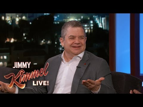 Download Youtube: Patton Oswalt Reveals How He Met New Wife