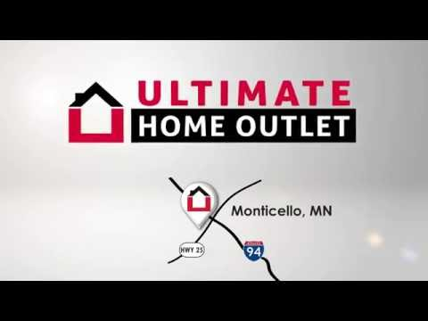 Ultimate Home Outlet promo video by Virbion, Monticello MN