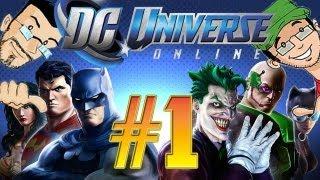 DC UNIVERSE #1 - Primo episodio della nuova serie!