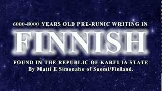6000-8000 years old Finnish Carelia-Runes [MQ] (Preview)