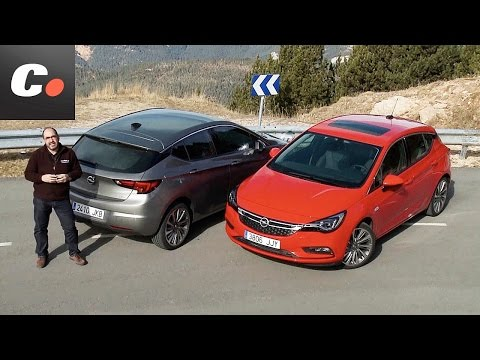 Opel Astra ¿gasolina o diesel? | Prueba / Test / Review en español | coches.net