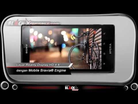 Fitur Mumpuni Dalam Genggaman Sony Xperia ion