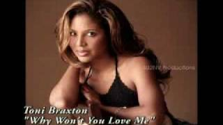 "Toni Braxton ""Why Won"