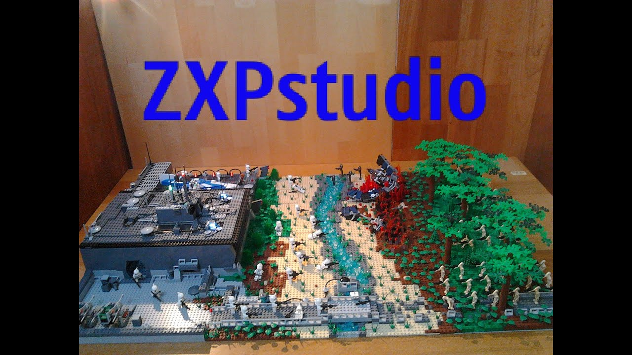 rpublique clone base lego star wars