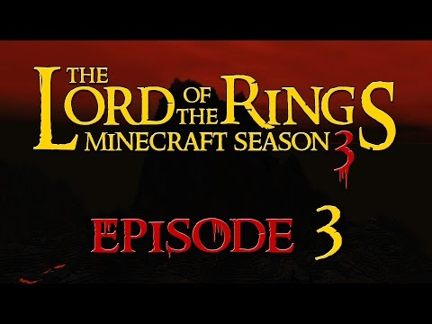 Minecraft Lord Of The Rings Season 3 - Part 3 - Burning and Looting