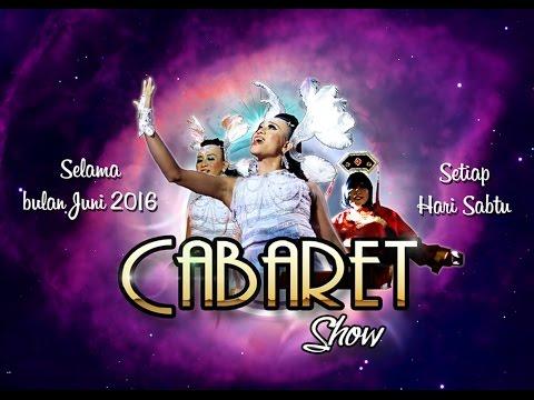 "Cabaret Show ""WONDERFUL ASIA"" on June 2016   Batu Night Spectacular - Kota Batu - INDONESIA"