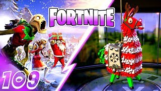 FORTNITE 🎄 Das Feiertagslama ist Rudolf das Rentier◄#109►Let's Play/Deutsch/German/HD/FORTNITE