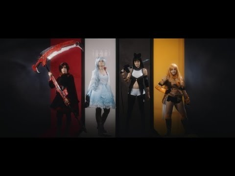 RWBY in Real Life!