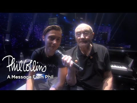 Phil Collins - A Message From Phil