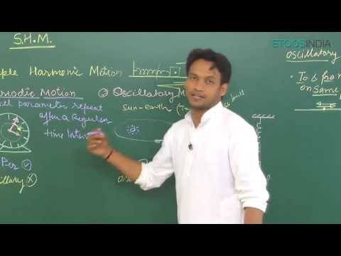 IIT JEE Main + Advanced I Physics I SHM I NKC Sir From ETOOSINDIA.COM