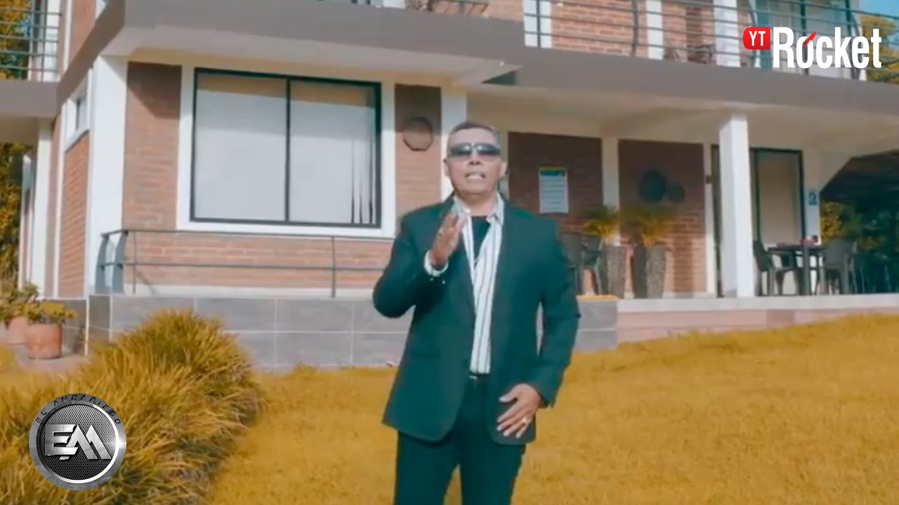 El Andariego - Adicto a Ti (Video Oficial)   Música Popular