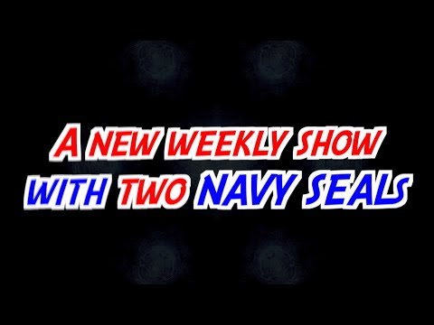 Two NAVY SEALs Do A NEW WEEKLY SHOW On Mind Mastery