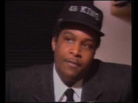 Queen Latifah & 45 King 1989 Interview