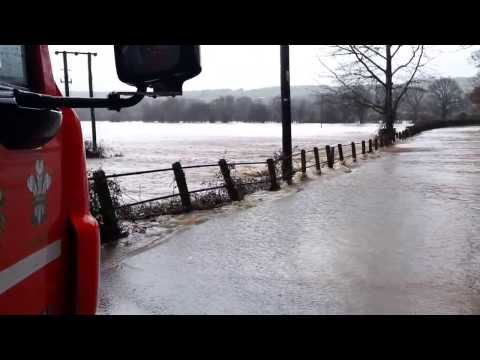 Floods - South West England