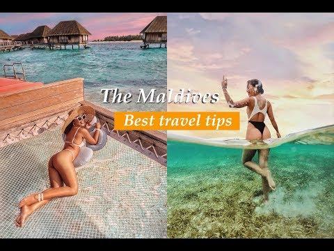 """Đi Maldives GIÁ RẺ & NÉ """"BẪY"""" PHÍ DỊCH VỤ! *How to travel the Maldives on best price*"""