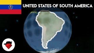 Former les États-Unis d'Amérique du Sud (fr) Montée des nations [ROBLOX]