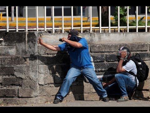 Nicaragua Pido Castigo- quilapayum