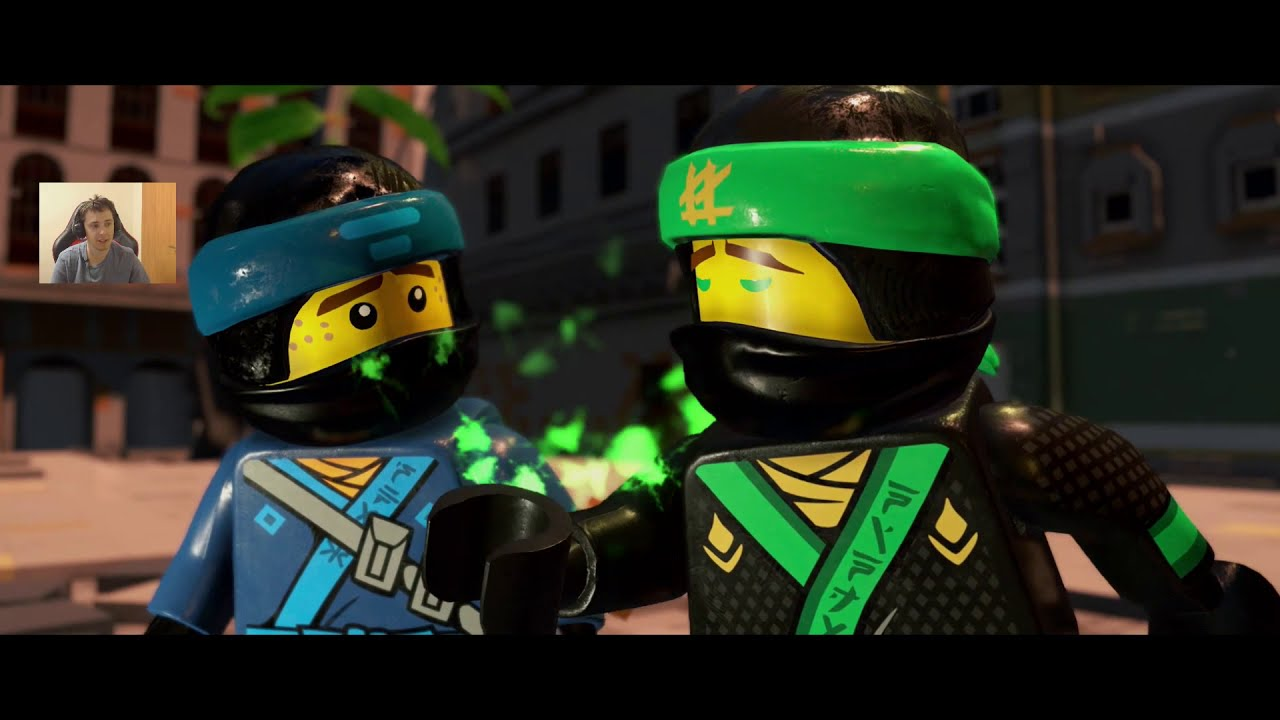 Lego ninjago movie gra wideo lego ninjago film gra - Jeux de ninjago vert ...