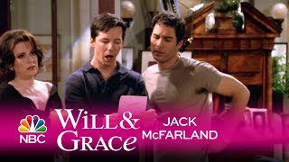 Will & Grace - Jack's Graduation Day Disaster (Highlight)
