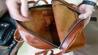 Metko Club Р-02 Женский рюкзак из натуральной кожи