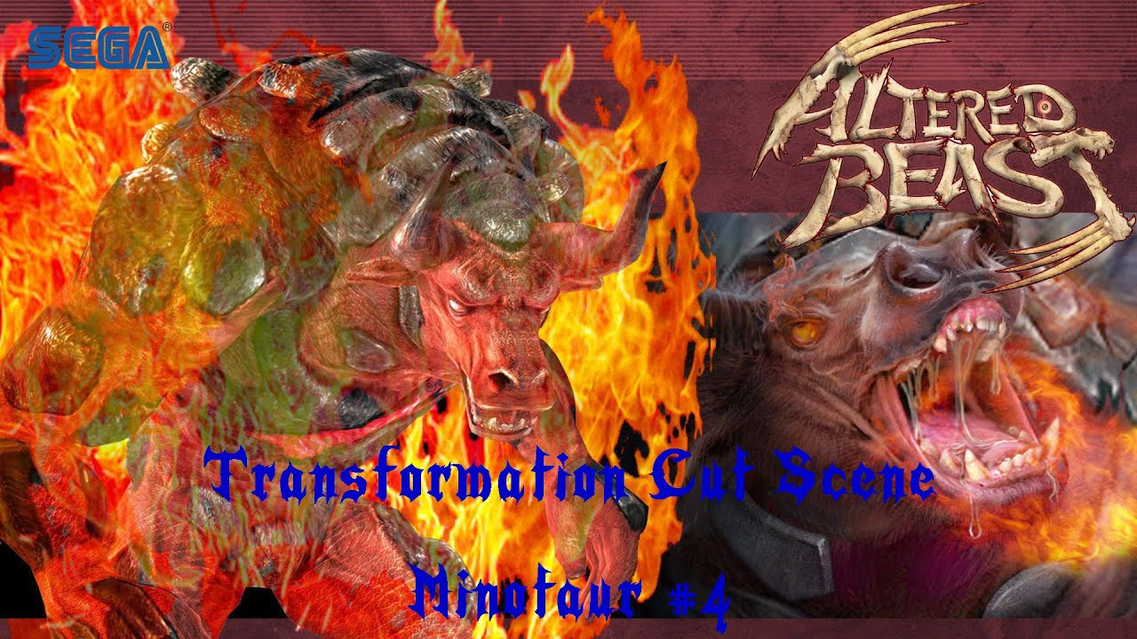 Project altered beast ps2 transformation cut scene for Altered beast