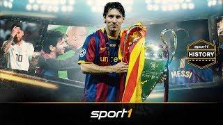 15 Jahre Messi: Lebenslinien eines Genies   SPORT1 - HISTORY