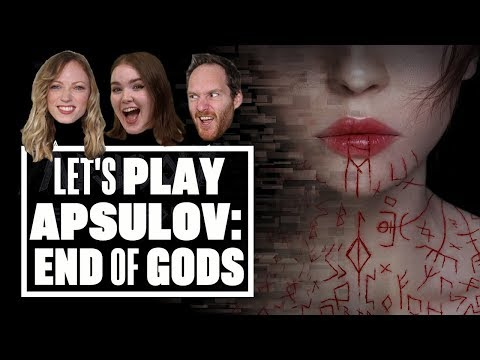Apsulov: End of Gods Gameplay - NORDIC HORROR FOR YOUR EYES! (Let's Play Apsulov)