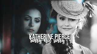 Gambar cover katherine pierce | sorry not sorry