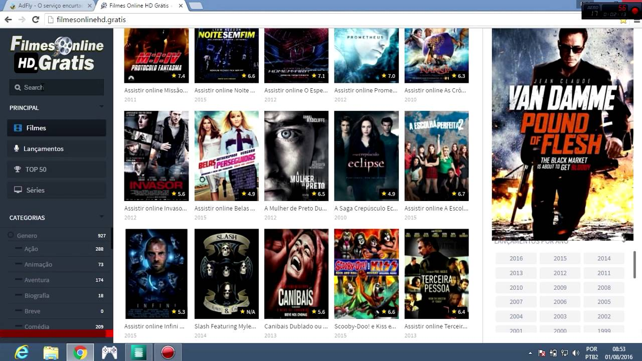 Filmes On Line Gratis