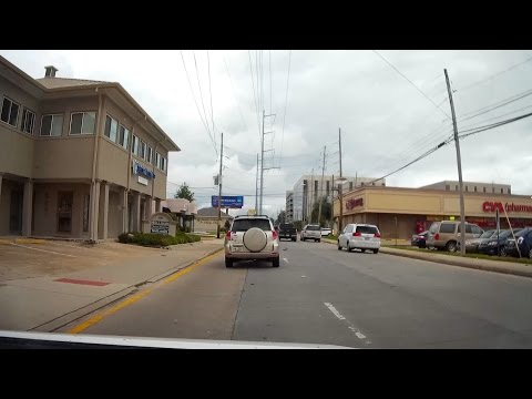 Road Trip #046 - West Esplanade Ave - Kenner To Metairie, Louisiana