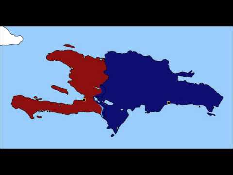 Alternate wars: The Hispaniola Wars