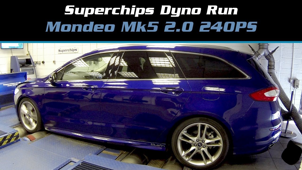 superchips dyno run ford mondeo mk5 2 0 240ps auto youtube. Black Bedroom Furniture Sets. Home Design Ideas