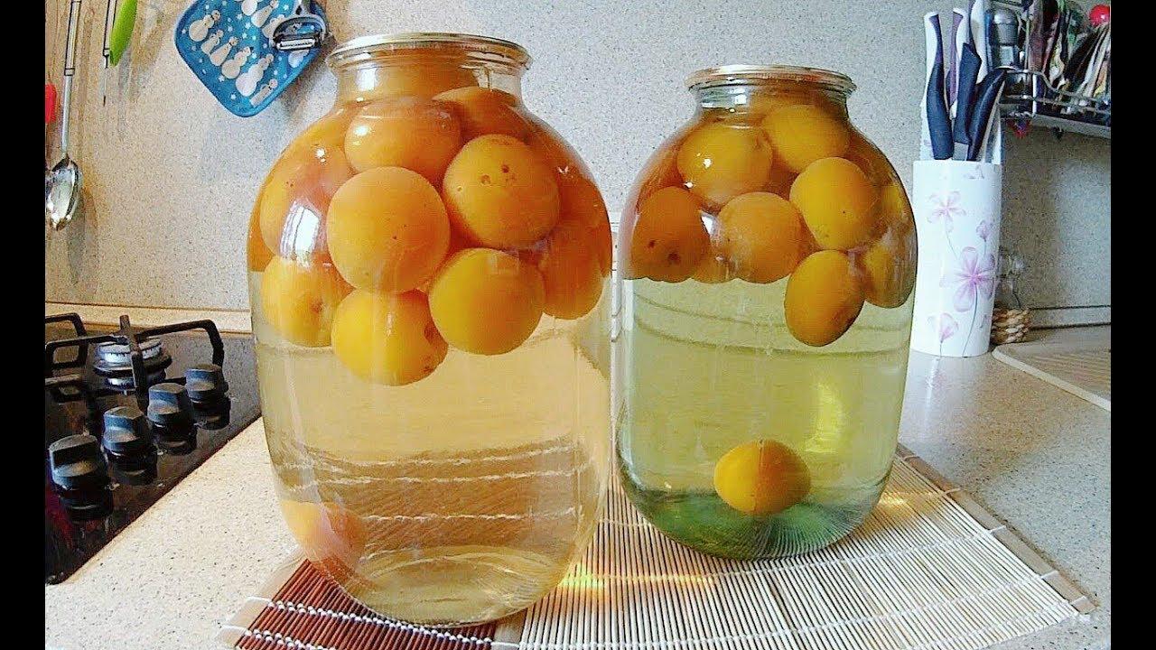 Закрываем абрикосы — 9 лучших рецептов